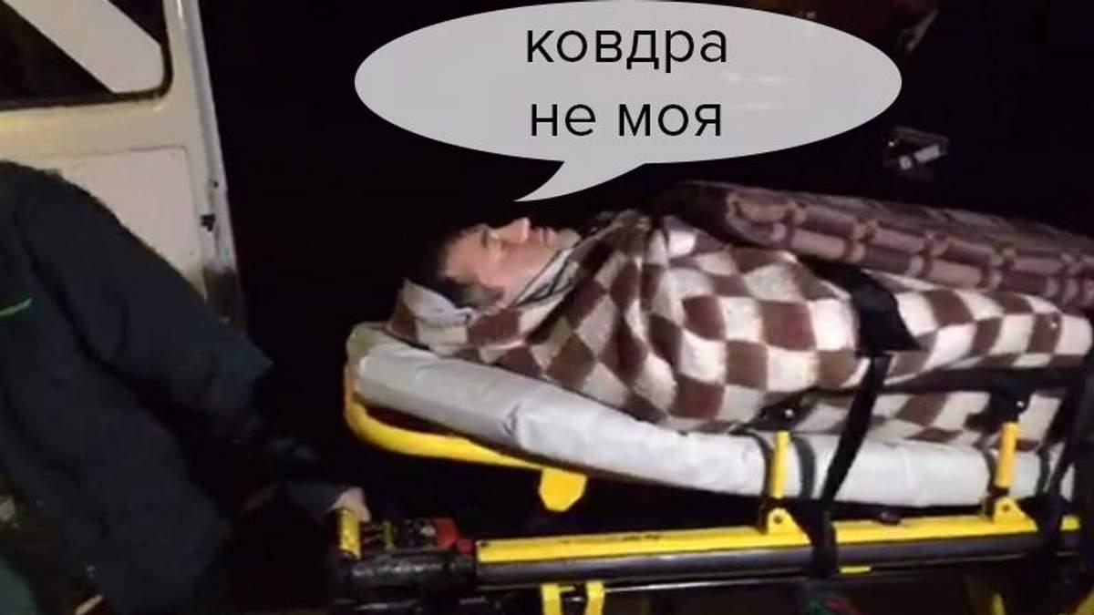 """""""Мне его подбросили!"""" – Насиров о своем знаменитом одеяле"""