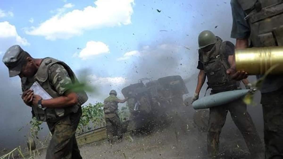 Террористы накрыли бешеным огнем Марьинку: есть раненые