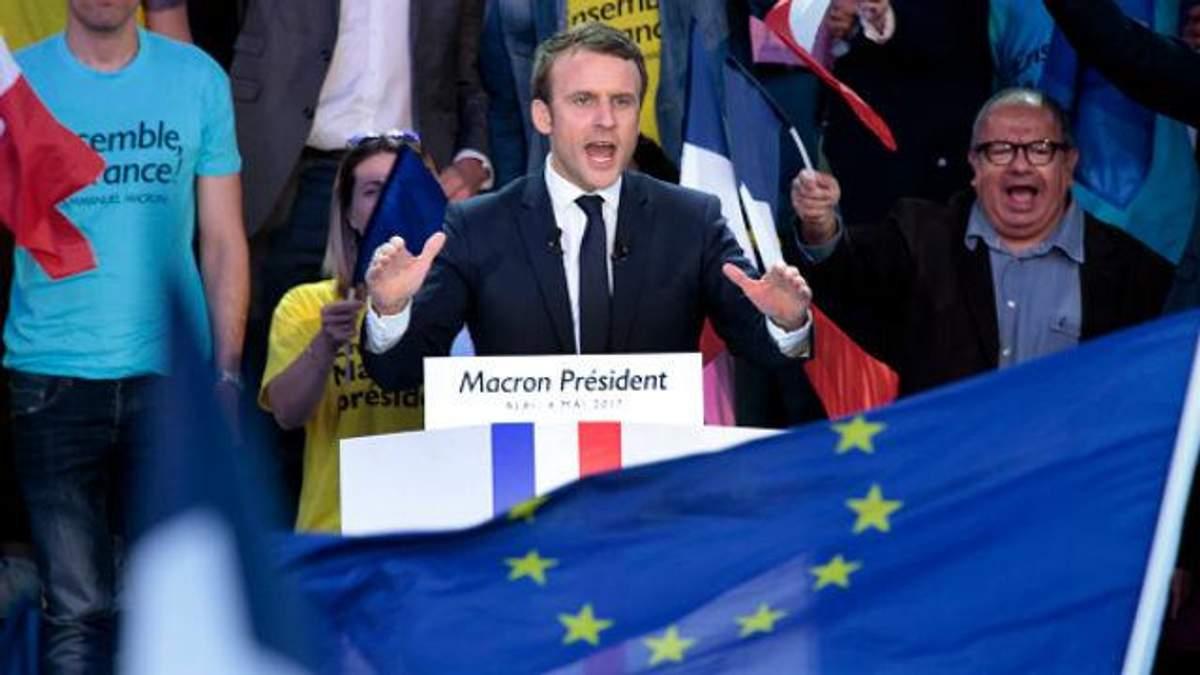 Чого чекати Україні від Макрона-президента – французький журналіст зробив прогноз
