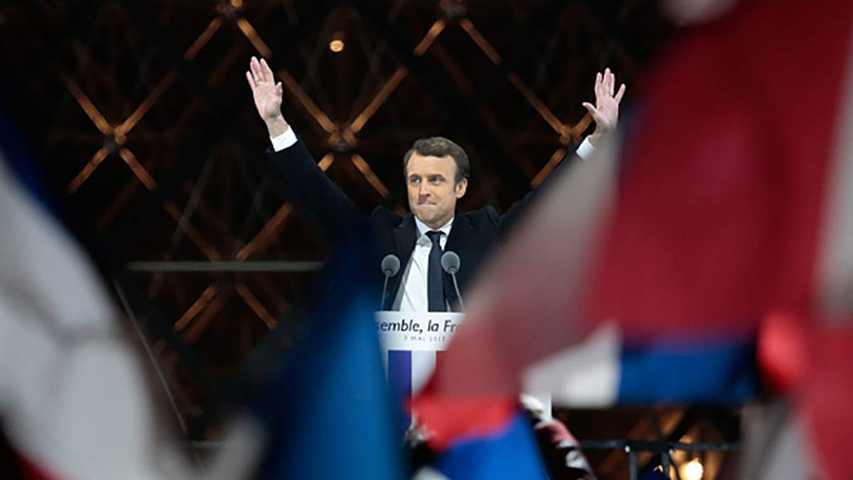 Президент Франції – Еммануель Макрон: остаточні результати