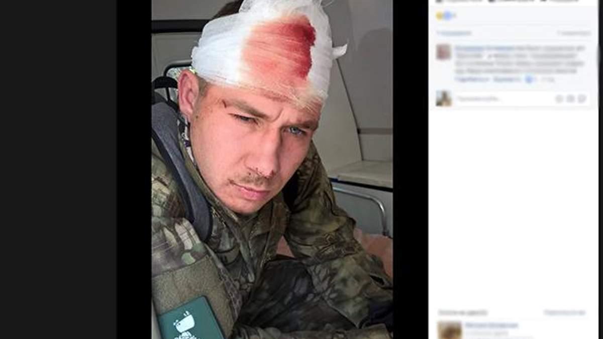 """Полиция Днепра совместно с """"титушками"""" жестоко избили бойца АТО, – журналист"""