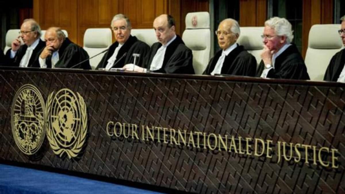 "Суд ООН определил график процесса ""Украина против России"" до 2019 года"