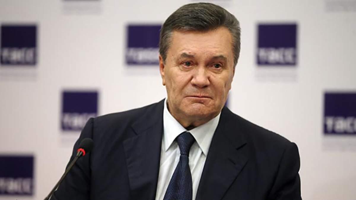 У ГПУ оприлюднили невідомі деталі втечі Януковича з України