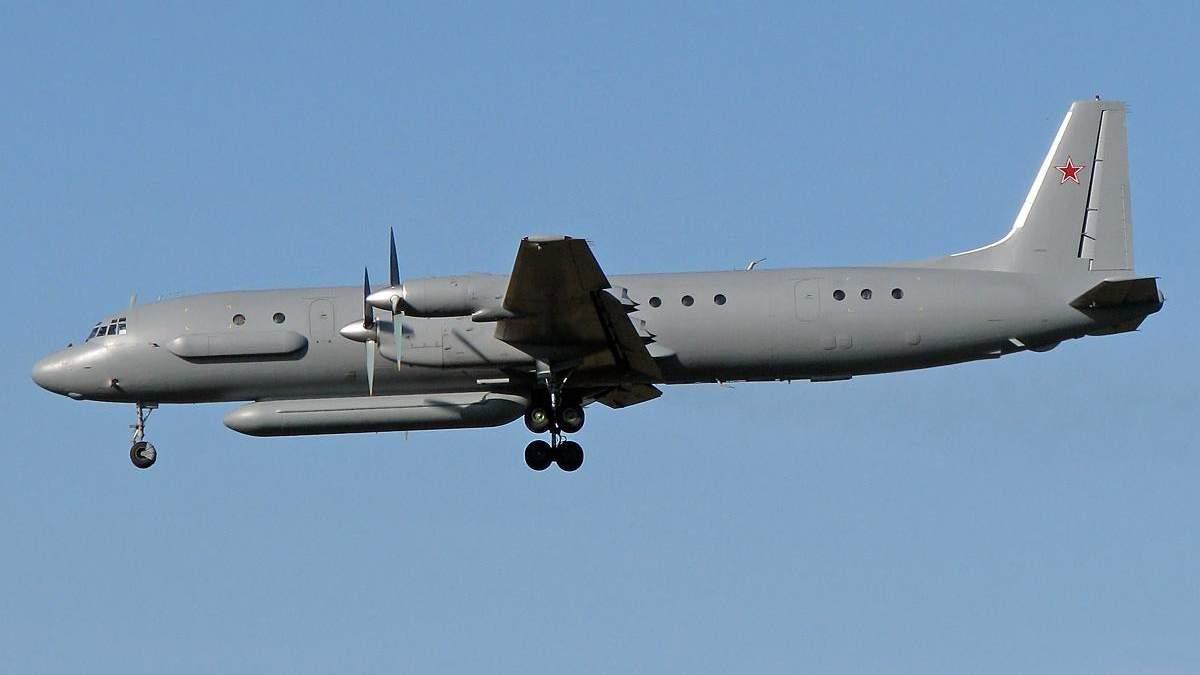Поляки перехватили российский разведывательный самолет
