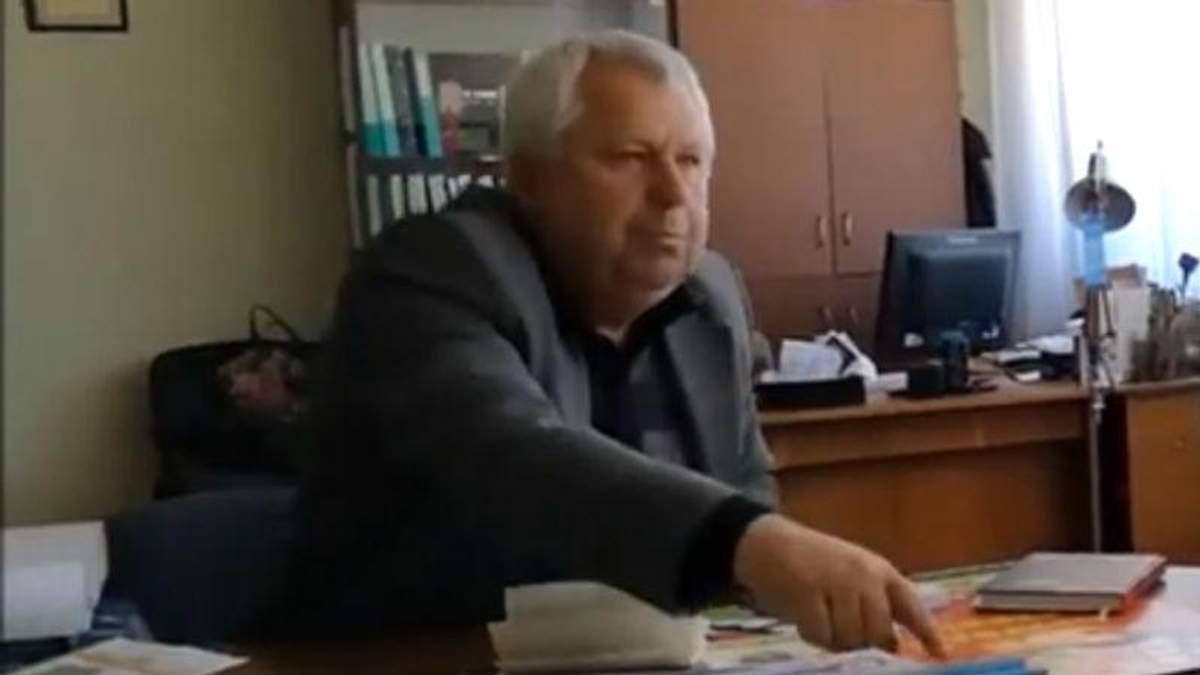 Вчителя запідозрили у сепаратизмі