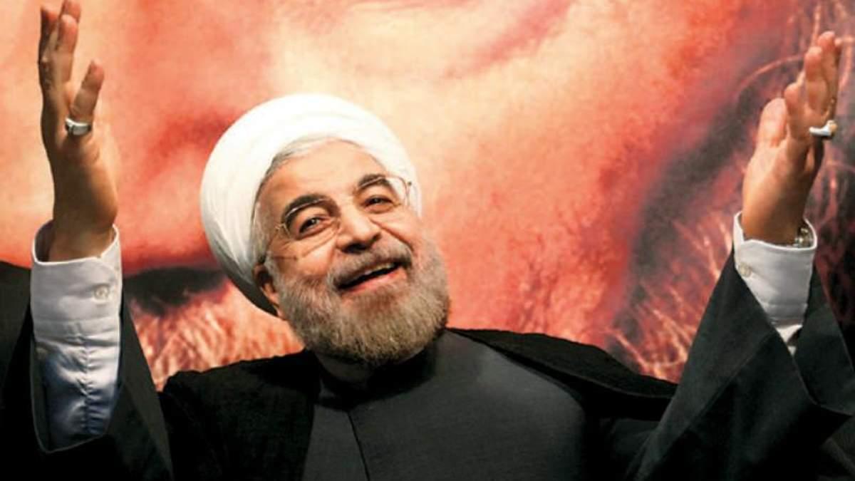 Реформатор Рухані вдруге став президентом Ірану