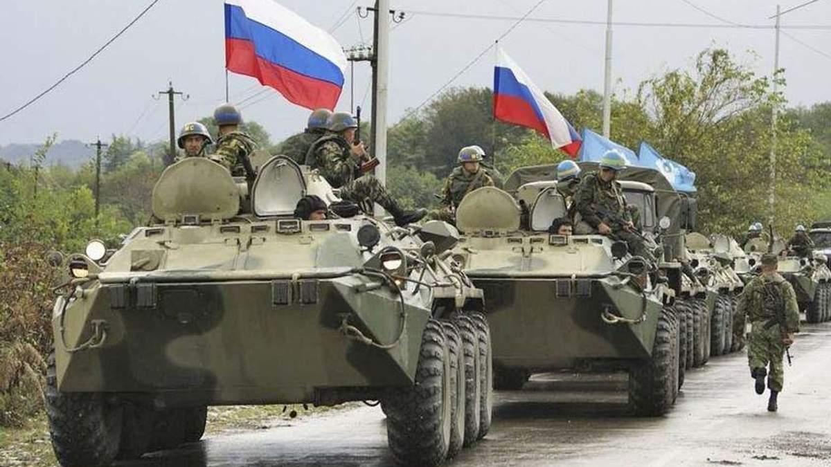 Росія бере курс на остаточне відділення окупованих територій, – Die Welt
