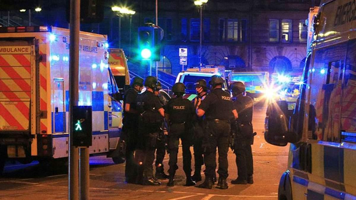 Вибух у Манчестері 2017: теракт вчинив терорист-одинак