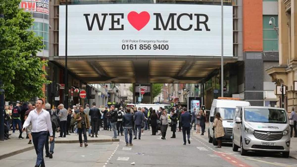 В Манчестере эвакуировали торговый центр: очевидцы говорят о взрыве