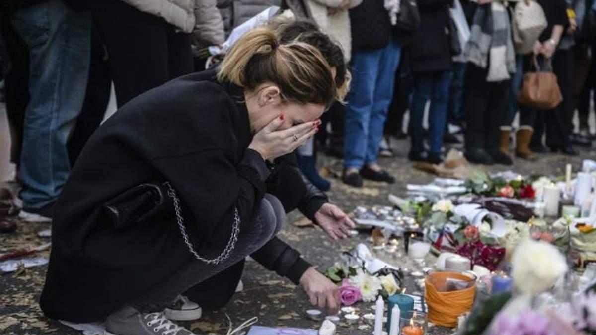 Теракти у Європі