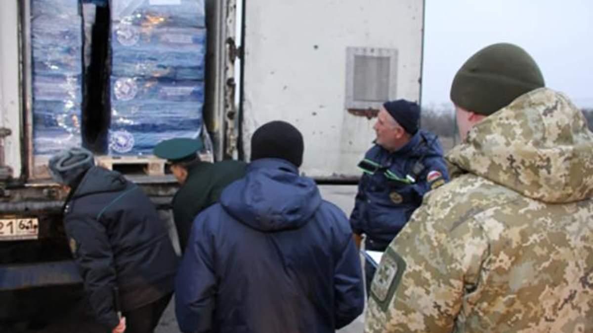 """На Донбас прибув ювілейний """"гумконвой"""""""