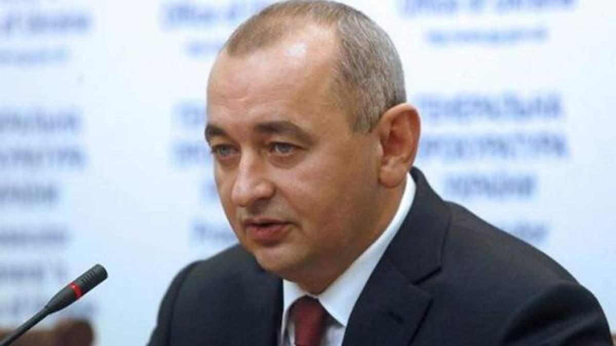 Головний військовий прокурор України Анатолій Матіос