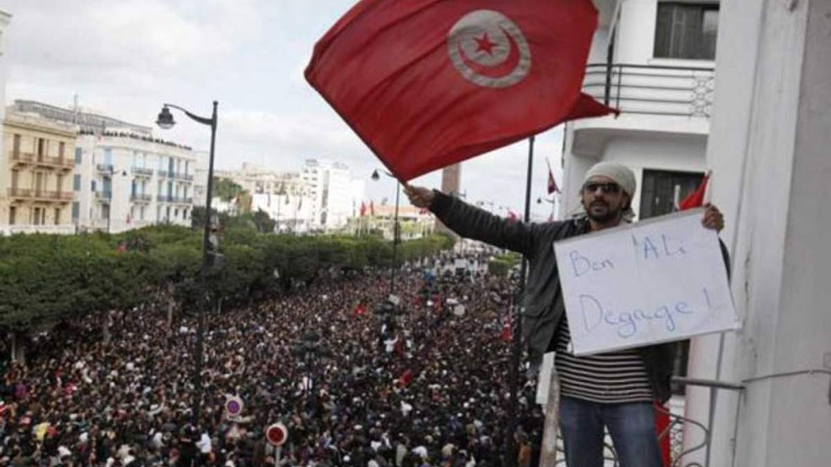 """Згадуючи """"Арабську весну"""": Єгипет та сусідні йому країни заблокували небажані сайти"""