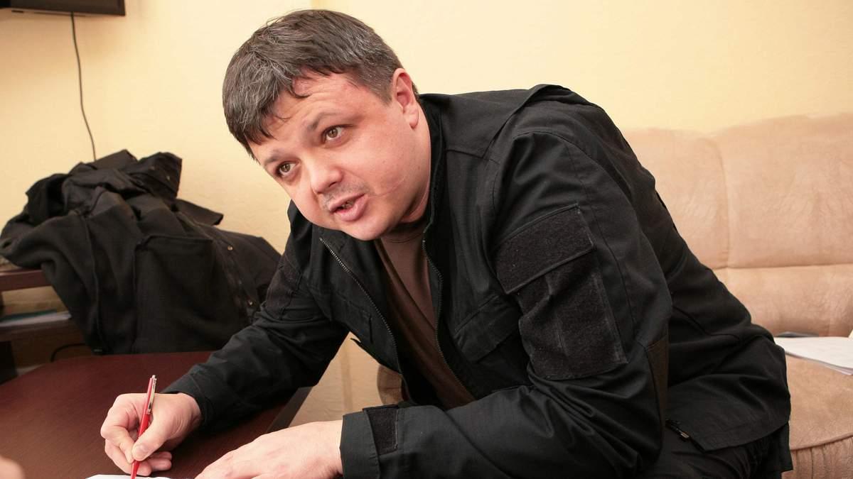 Семенченко назвал тех провластных политиков, кто договорился с Путиным