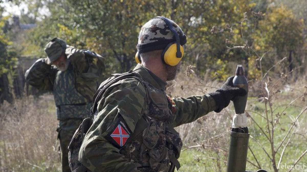 Террористы в очередной раз ударили по мирным жителям Марьинки: есть пострадавшие
