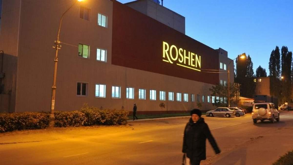Липецкая фабрика Roshen отказывается платить штраф в бюджет России