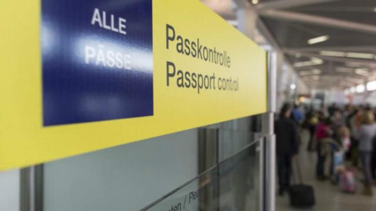 Безвиз начнет действовать в полночь: но в МИД путешественникам советуют сверить время с Европой