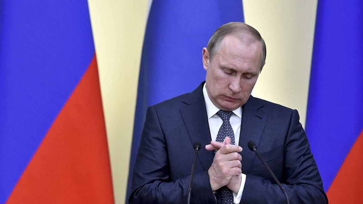 Путин сделал свой выбор. И Россия – вместе с ним