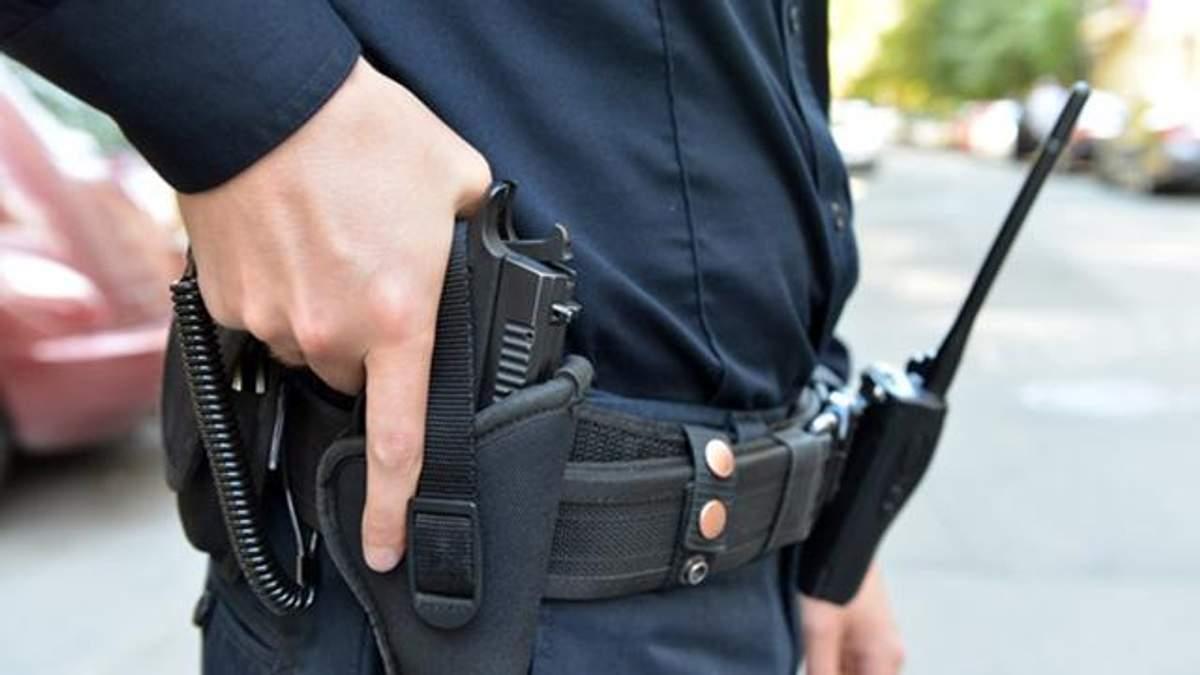 Поліцейський підстрелив хулігана на Херсонщині