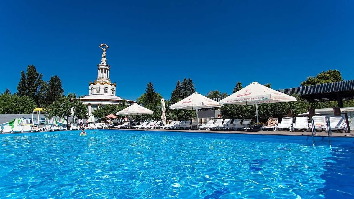 Пляжі Києва 2021 і басейни – список місць, де можна купатися в місті