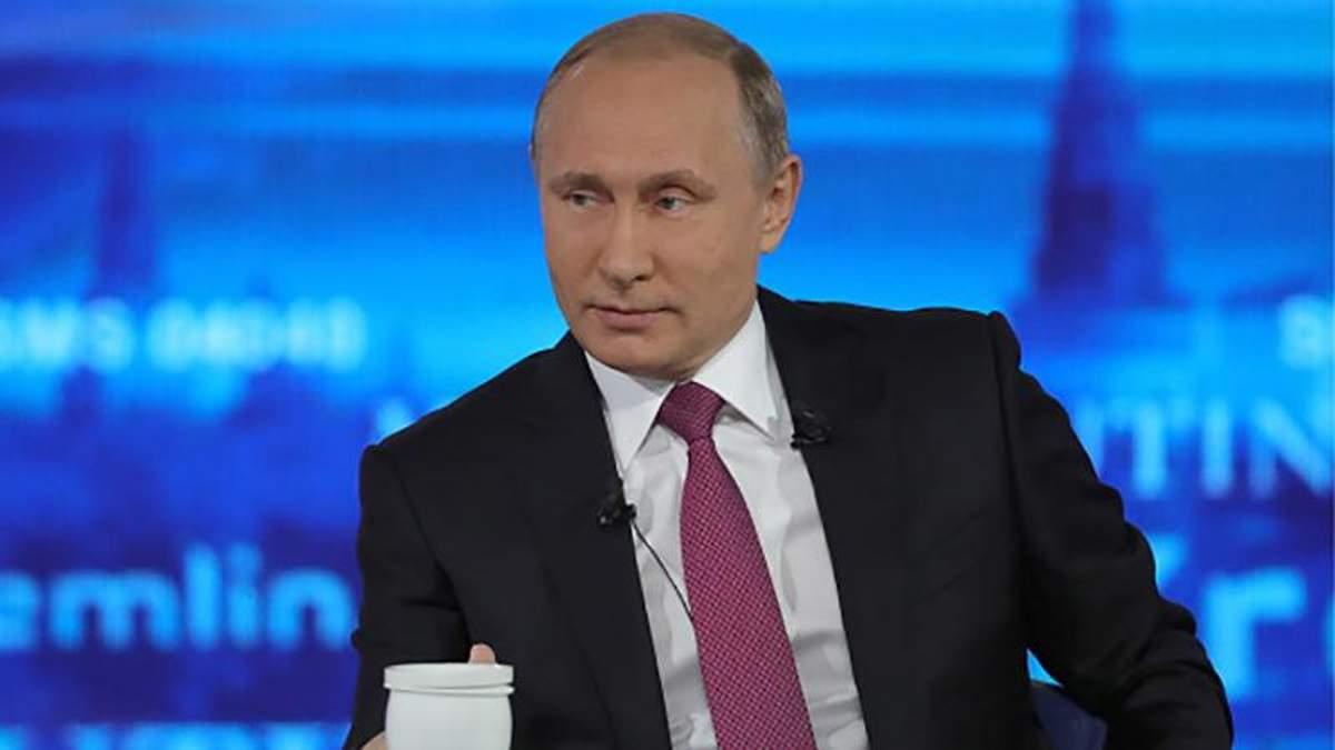 Путін дав пораду Порошенку, як стати європейцем