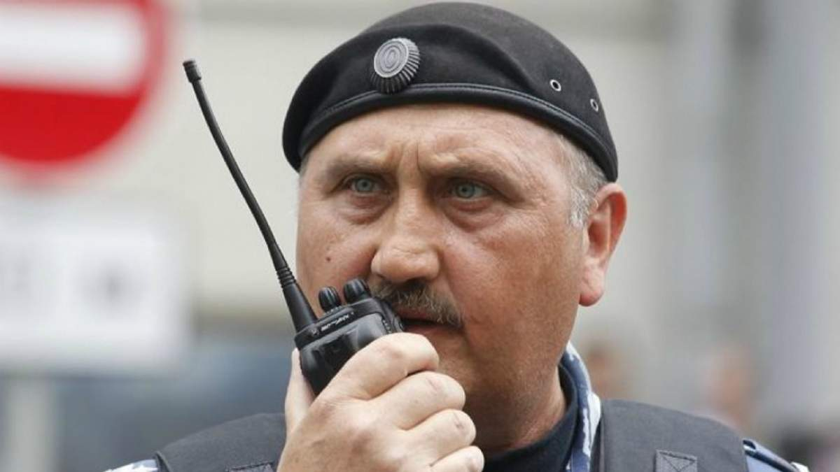 """Сергій Кусюк змінив """"Беркуту"""" на форму """"ОМОНу"""""""