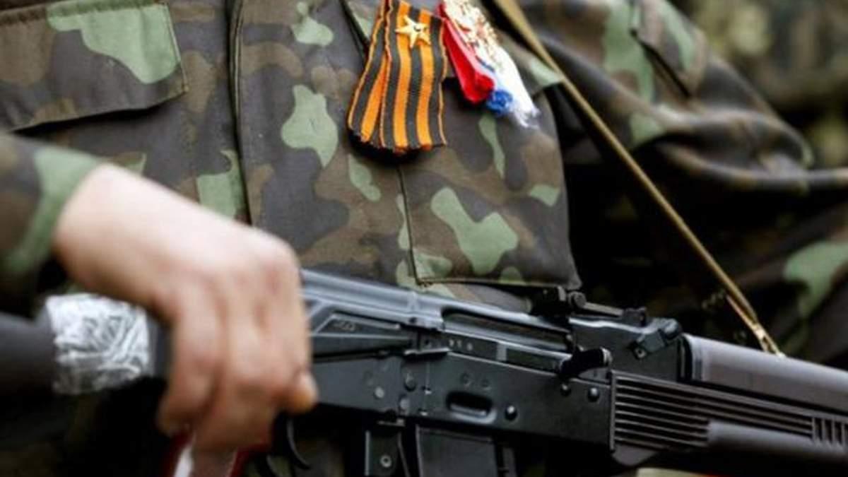 На Донбас прибула група російських бойовиків