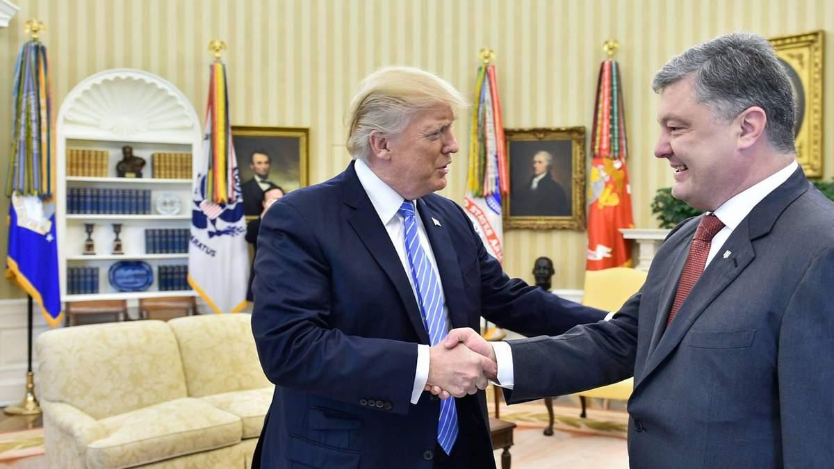 Зустріч Порошенка та Трампа: про що домовилися та що говорять експерти
