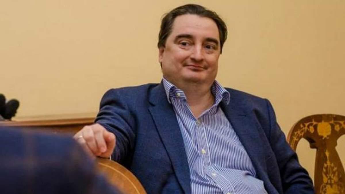 Главред Cтрана.юа Игорь Гужва задержан за вымогательство: фото
