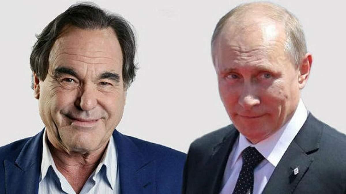 Как Путин смог очаровать Стоуна: названы 5 причин