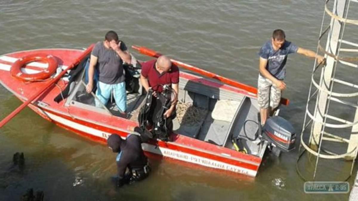 В Одессе, спасая собаку, погиб иностранный моряк