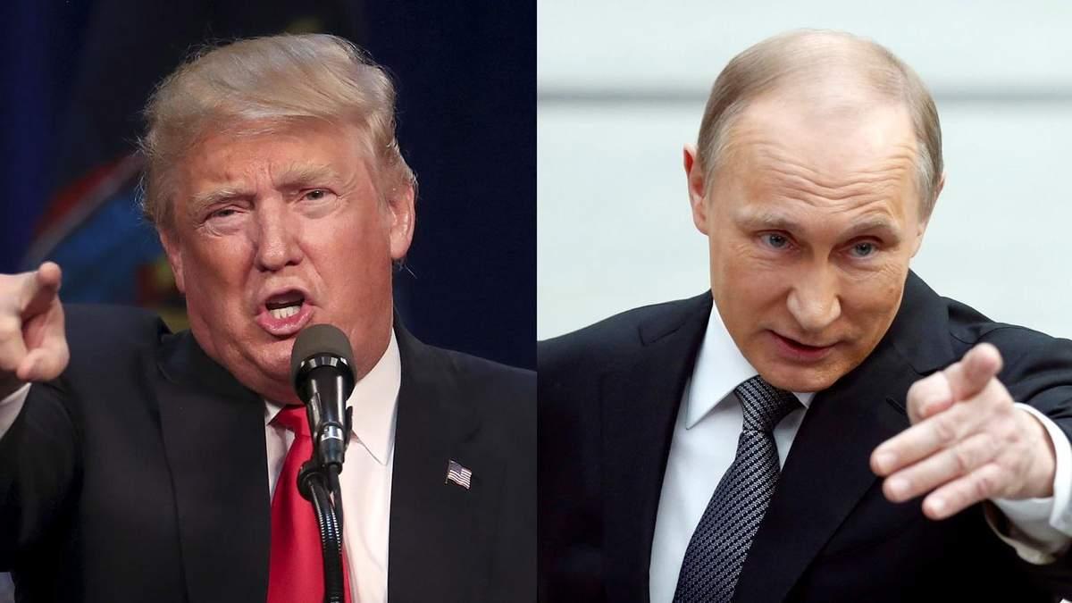 Стало відомо, чи зустрінуться Путін та Трамп на G20