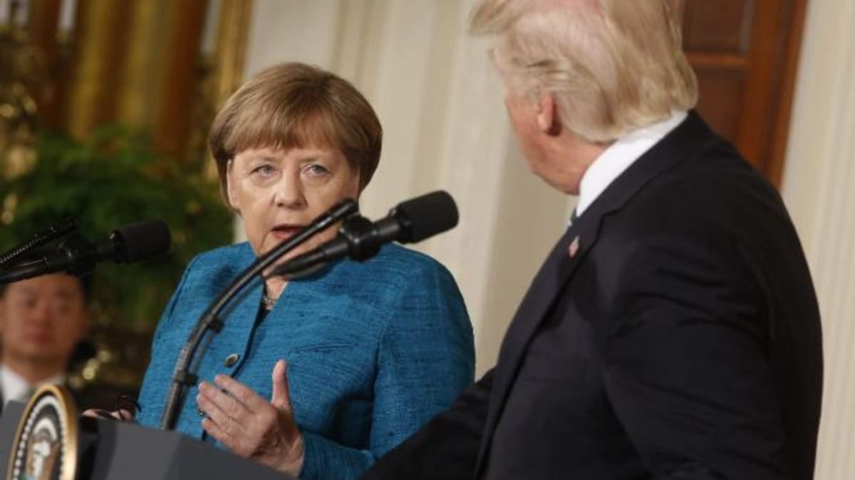 На саміті G20 між Трампом і Меркель виникне серйозний конфлікт, – німецьке видання