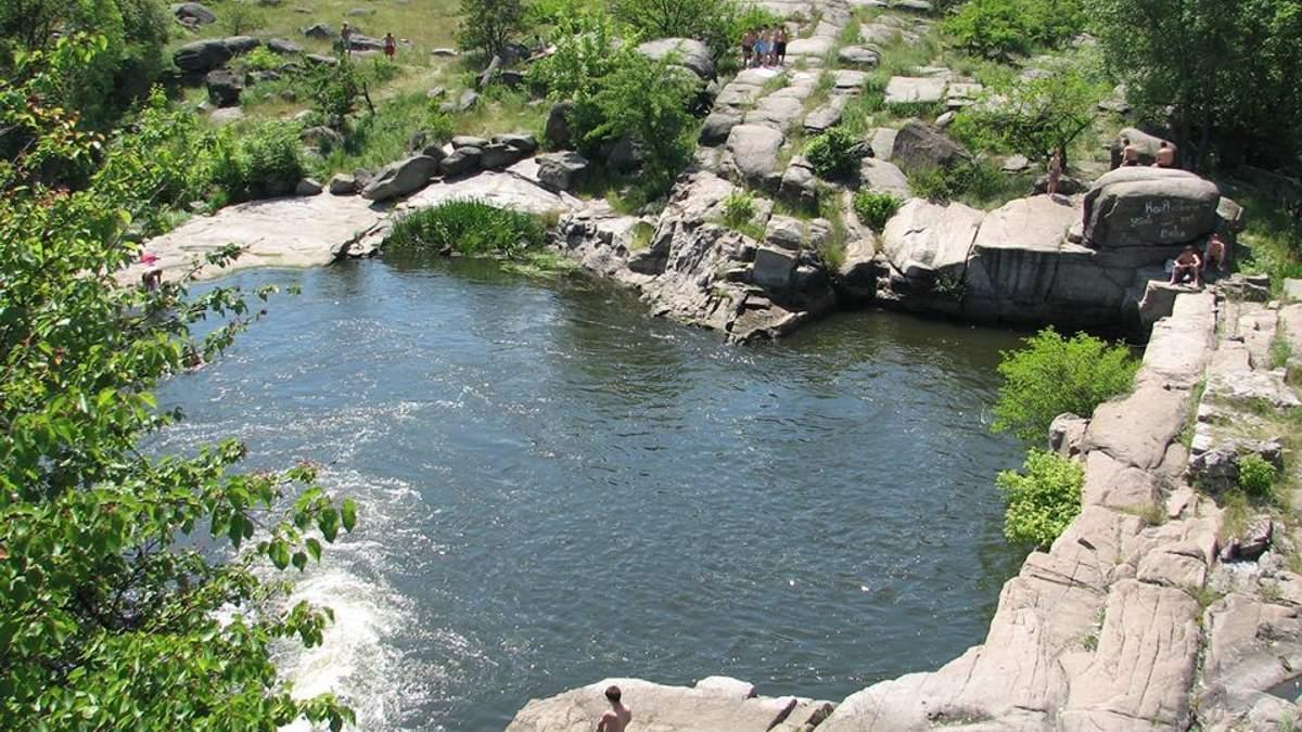 Природній басейн Богуслава
