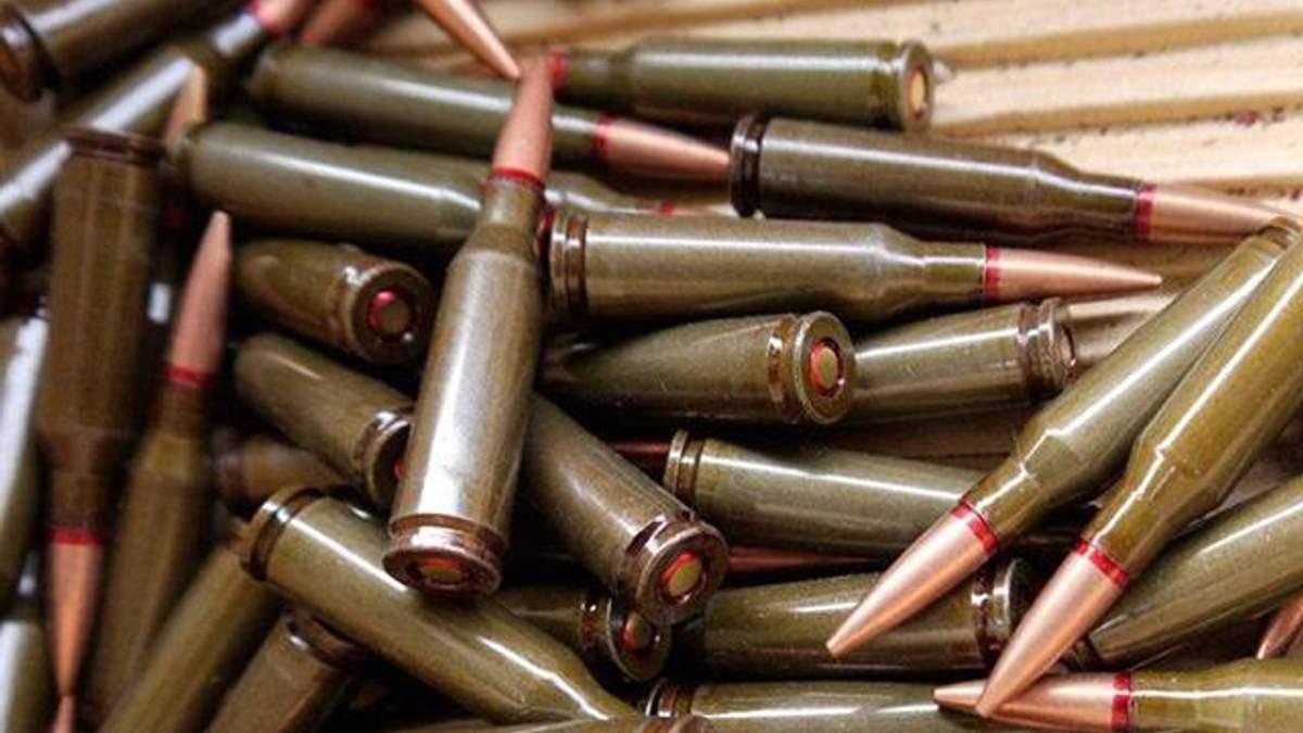 Українським військовим може забракнути боєприпасів