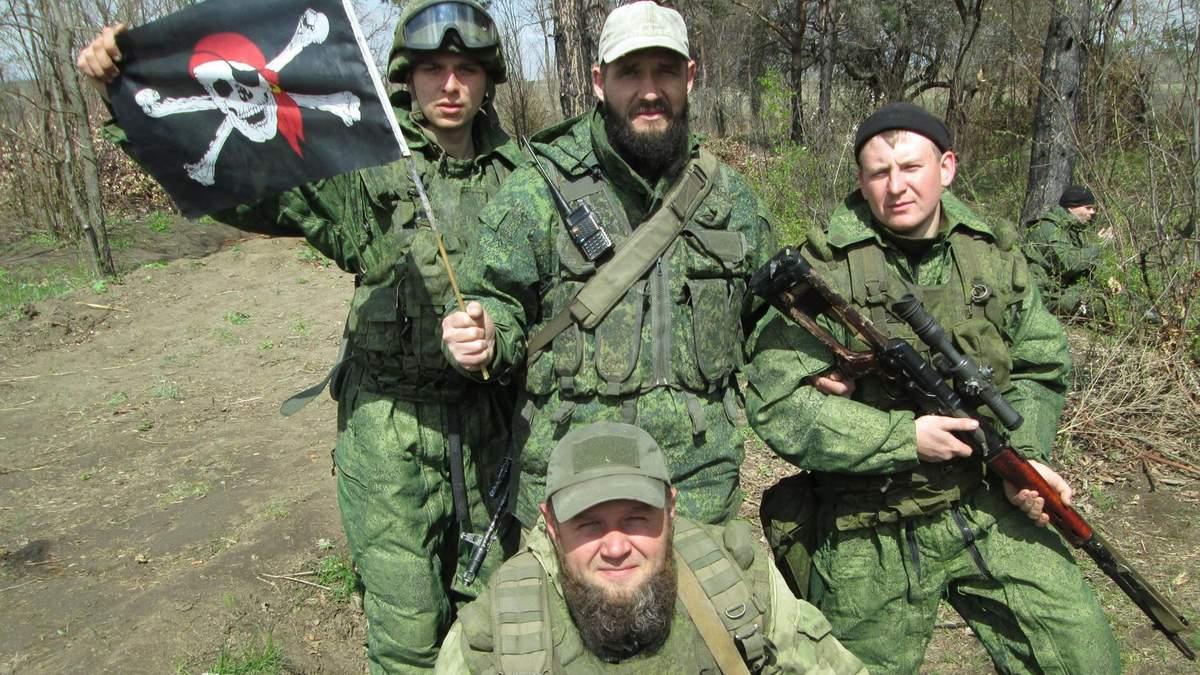 Захоплені та вбиті бойовики на Донбасі