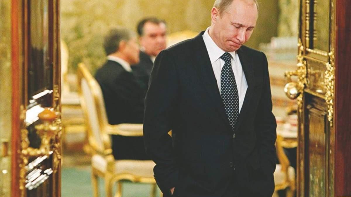 Заклик Трампа щодо України взяв до відома Путін – Пєсков
