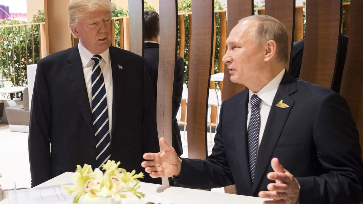 Зустріч Трампа з Путіним: підсумки зустрічі - про що говорили