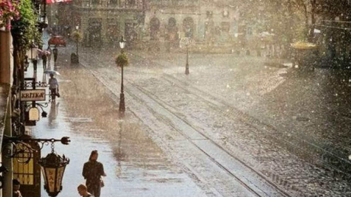 Погода на 08-07-2017 в Украине: морозная ночь, а запад зальет дождями