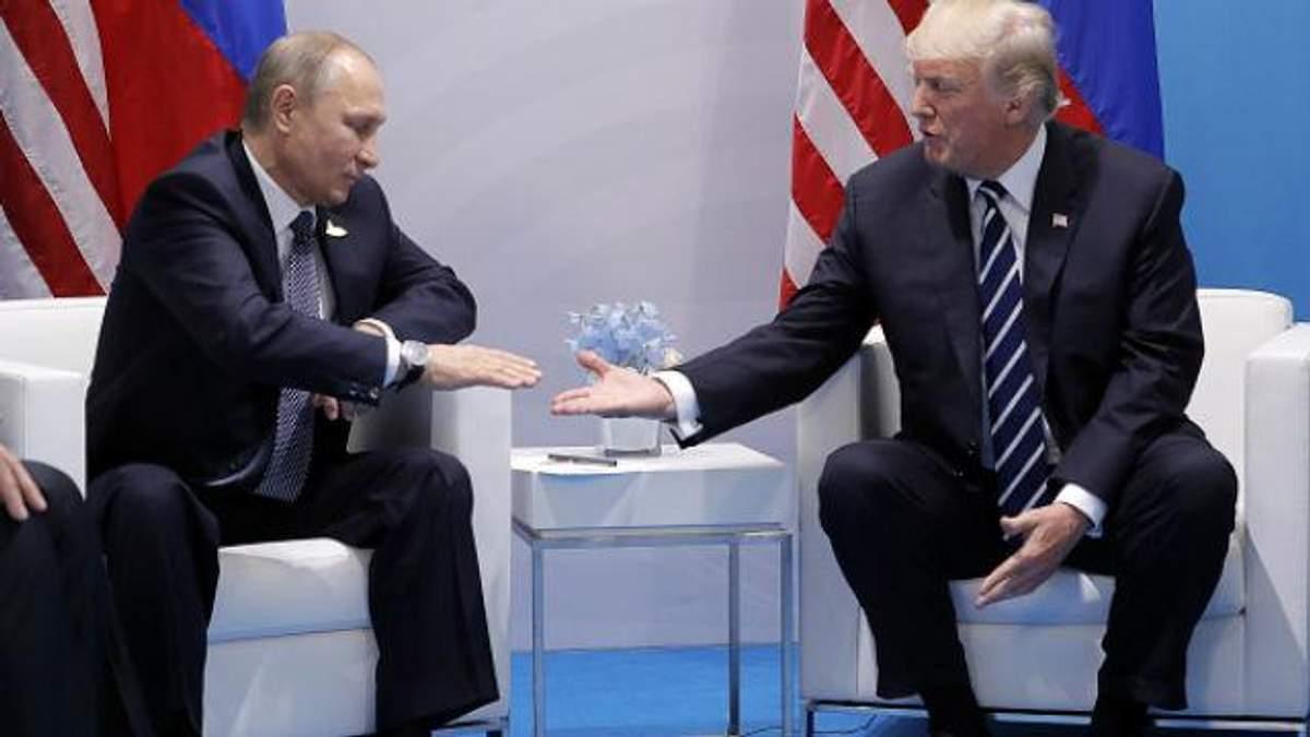 Зустріч Трампа і Путіна: ЗМІ оприлюднили інформацію  перші домовленості