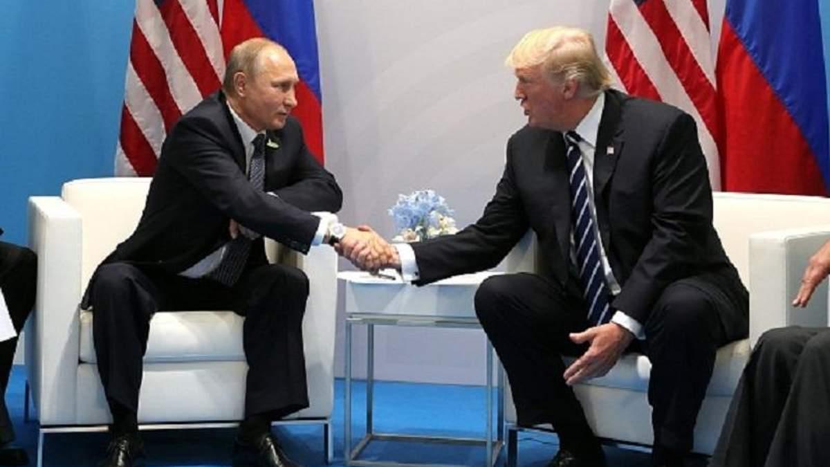 Тиллерсон рассказал о еще одной договоренность Трампа и Путина