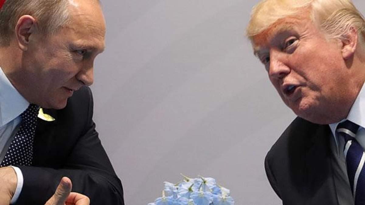 Ни один из них не хотел завершать разговор, – Тиллерсон о деталях встречи Трампа и Путина
