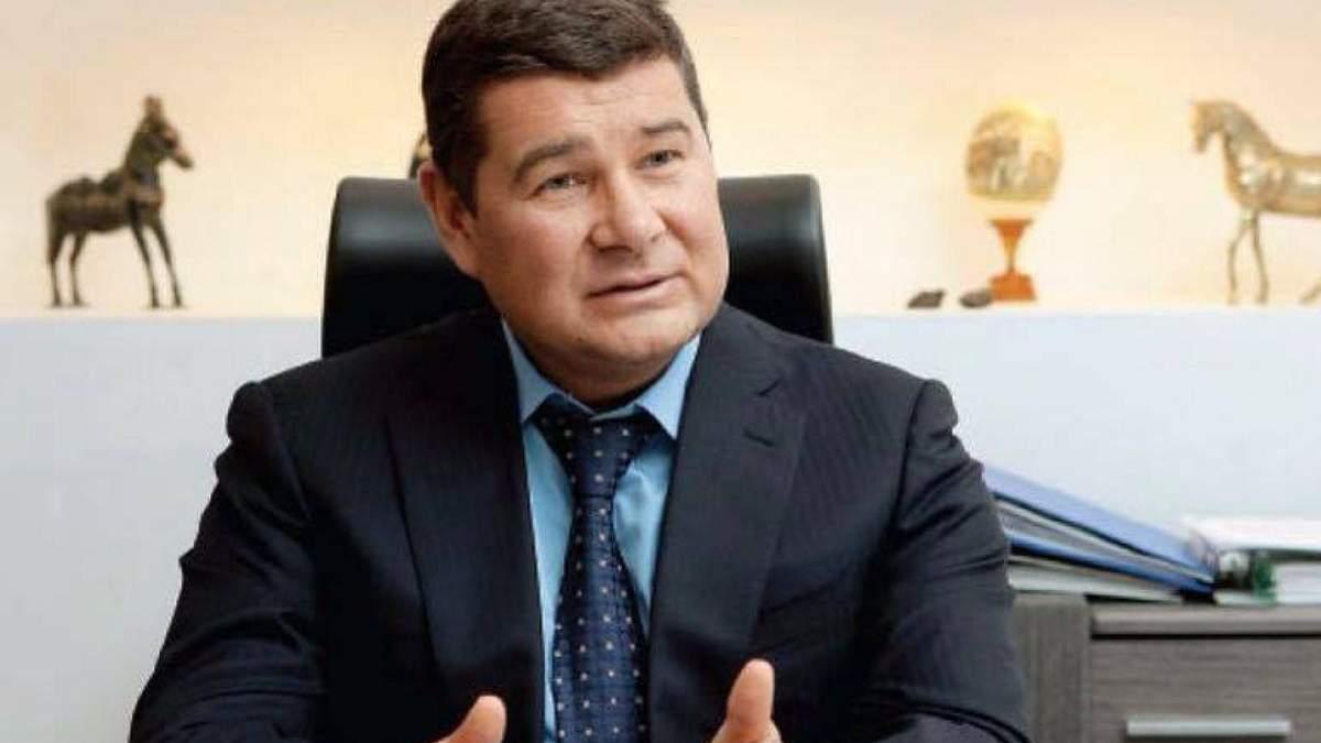 Онищенко заявил, что его маму приютили в Испании