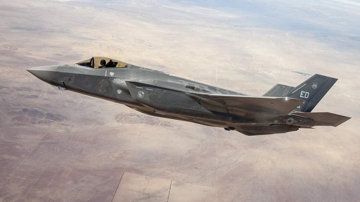 США начали подготовку пилотов и самолетов F-35 для преодоления средств ПВО России и Китая