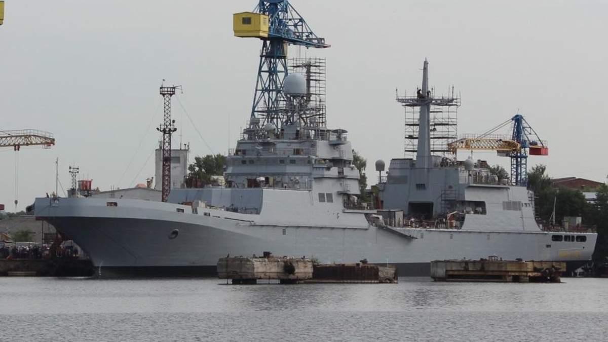 Российские военные корабли опасно приблизились к Латвии