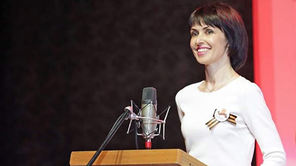 Жена главы аннексированного Крыма за 3 года увеличила свое состояние в 10 раз