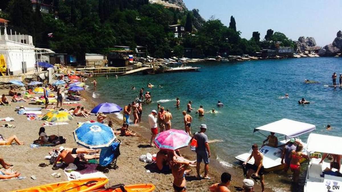 Цены кусаются: в аннексированном Крыму отдых дороже в 2,5 раза, чем в Украине