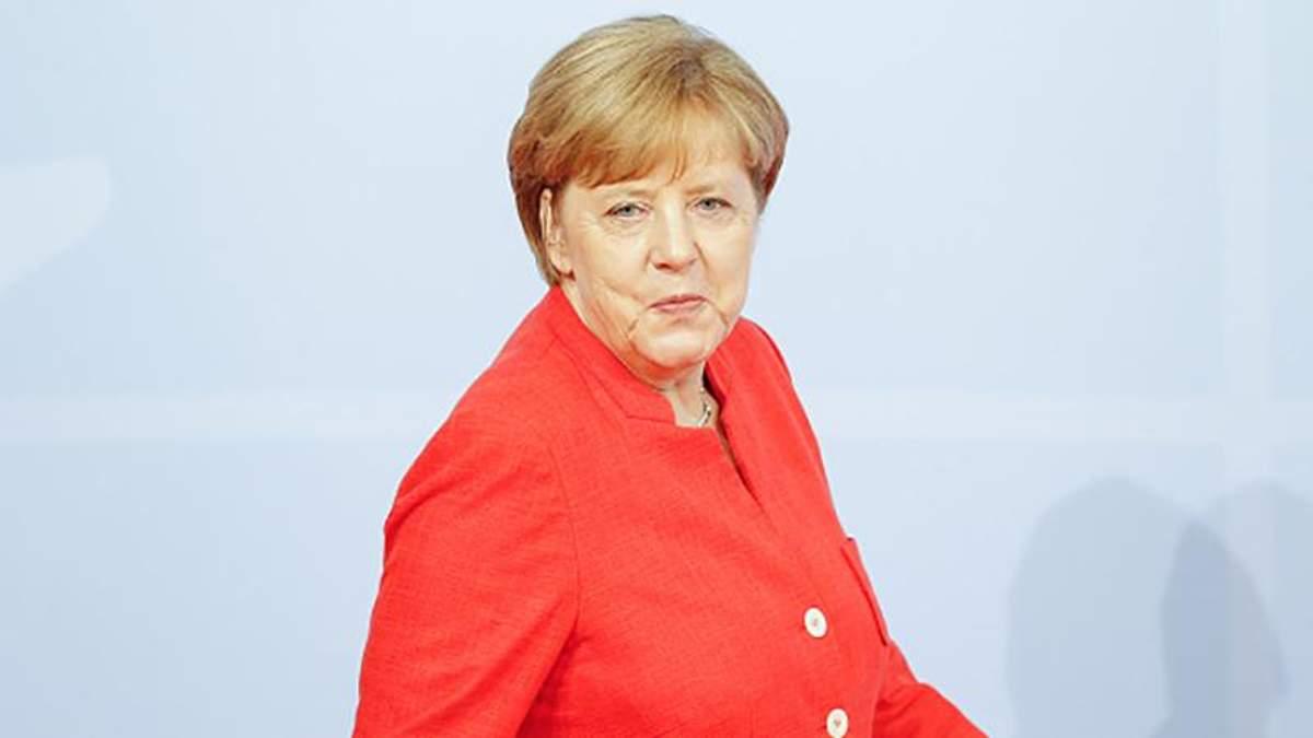 Меркель дала оценку встречи Путина и Трампа