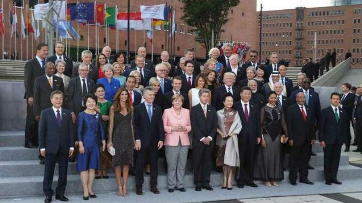 Саммит G20 2017 в Гамбурге: как прошел саммит Большой двадцатки