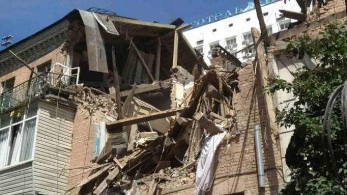 Вибух будинку у Києві: кількість загиблих зросла